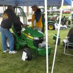 """Weekend of Freedom"" Celebrating 50 Years Of John Deere The Lawn Tractor 70"
