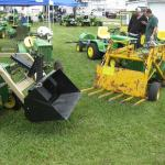 """Weekend of Freedom"" Celebrating 50 Years Of John Deere The Lawn Tractor 69"