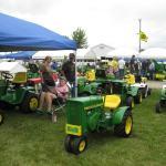 """Weekend of Freedom"" Celebrating 50 Years Of John Deere The Lawn Tractor 66"