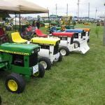 """Weekend of Freedom"" Celebrating 50 Years Of John Deere The Lawn Tractor 63"