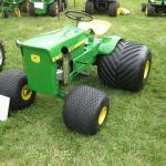 """Weekend of Freedom"" Celebrating 50 Years Of John Deere The Lawn Tractor 56"