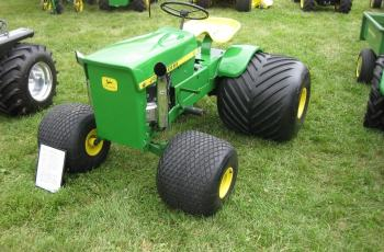 """Weekend of Freedom"" Celebrating 50 Years Of John Deere The Lawn Tractor 1"