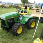 """Weekend of Freedom"" Celebrating 50 Years Of John Deere The Lawn Tractor 53"