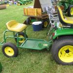 """Weekend of Freedom"" Celebrating 50 Years Of John Deere The Lawn Tractor 44"