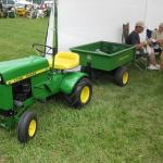 """Weekend of Freedom"" Celebrating 50 Years Of John Deere The Lawn Tractor 43"
