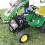 """Weekend of Freedom"" Celebrating 50 Years Of John Deere The Lawn Tractor 39"