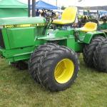 """Weekend of Freedom"" Celebrating 50 Years Of John Deere The Lawn Tractor 80"