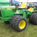 """Weekend of Freedom"" Celebrating 50 Years Of John Deere The Lawn Tractor 80"