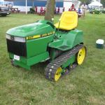 """Weekend of Freedom"" Celebrating 50 Years Of John Deere The Lawn Tractor 30"