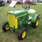 """Weekend of Freedom"" Celebrating 50 Years Of John Deere The Lawn Tractor 28"