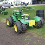 """Weekend of Freedom"" Celebrating 50 Years Of John Deere The Lawn Tractor 24"