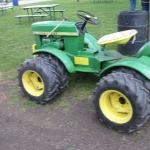 """Weekend of Freedom"" Celebrating 50 Years Of John Deere The Lawn Tractor 23"