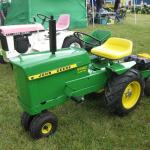 """Weekend of Freedom"" Celebrating 50 Years Of John Deere The Lawn Tractor 78"