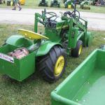 """Weekend of Freedom"" Celebrating 50 Years Of John Deere The Lawn Tractor 5"