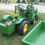 """Weekend of Freedom"" Celebrating 50 Years Of John Deere The Lawn Tractor 5"