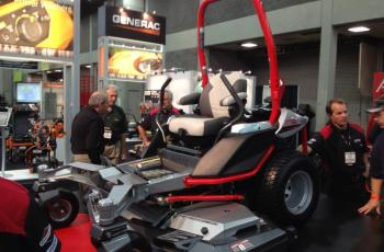 Updates From The GIE-EXPO - The Largest Lawn & Garden Equipment Show! #GIEEXPO 5