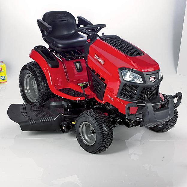 Best Lawn Tractors Riding Mowers 2017 Under 1500