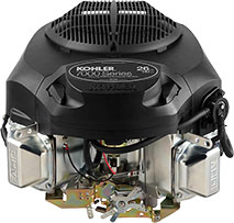 Kohler Uses EcoLon® For New Engine Covers 3