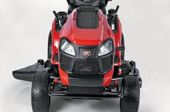 2014 Craftsman G5100 Model 20401 48 in 24 hp Garden Tractor Review 1