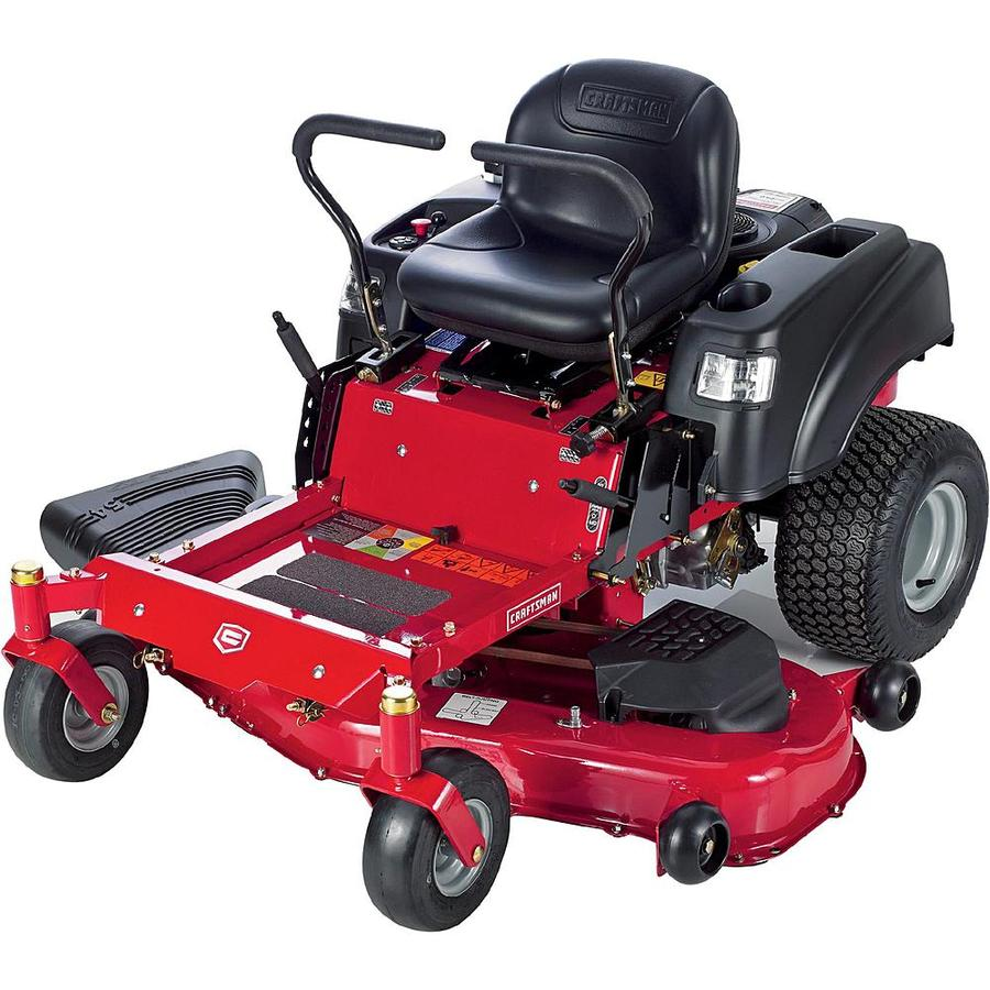 2014 Craftsman 54 Inch Model 20414 Zero Turn Riding Mower Review