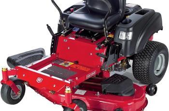 2014 Craftsman 54 Inch Model 20414 Zero Turn Riding Mower Review 14