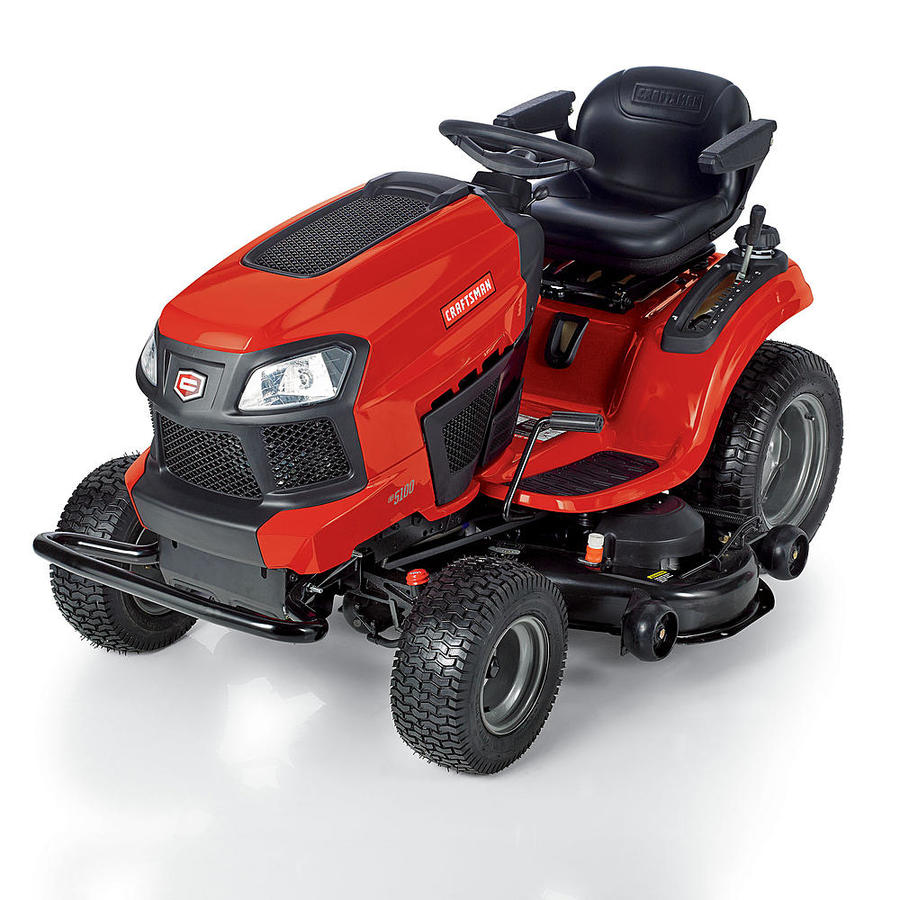 2014 Craftsman G5100 Model 20401 48 In 24 Hp Garden Tractor Review Sears Suburban 15 Wiring Diagram 20401new4
