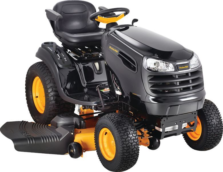 2015 Poulan Pro Lawn Tractors My Review