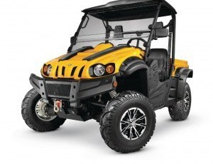 Cub Cadet Introduces New Challenger™ Series Utility Vehicles 5