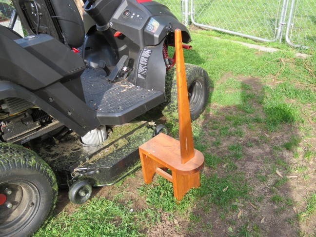 Riding Mowers, Lawn Tractors and Zero Turn Mowers for People With Disabilities. 1