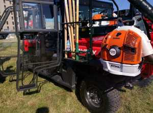 Gravely Atlas UTV's