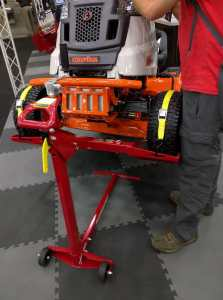 MoJack EZ Max Mower Lift