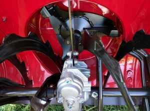 New Honda 2-stage impeller.
