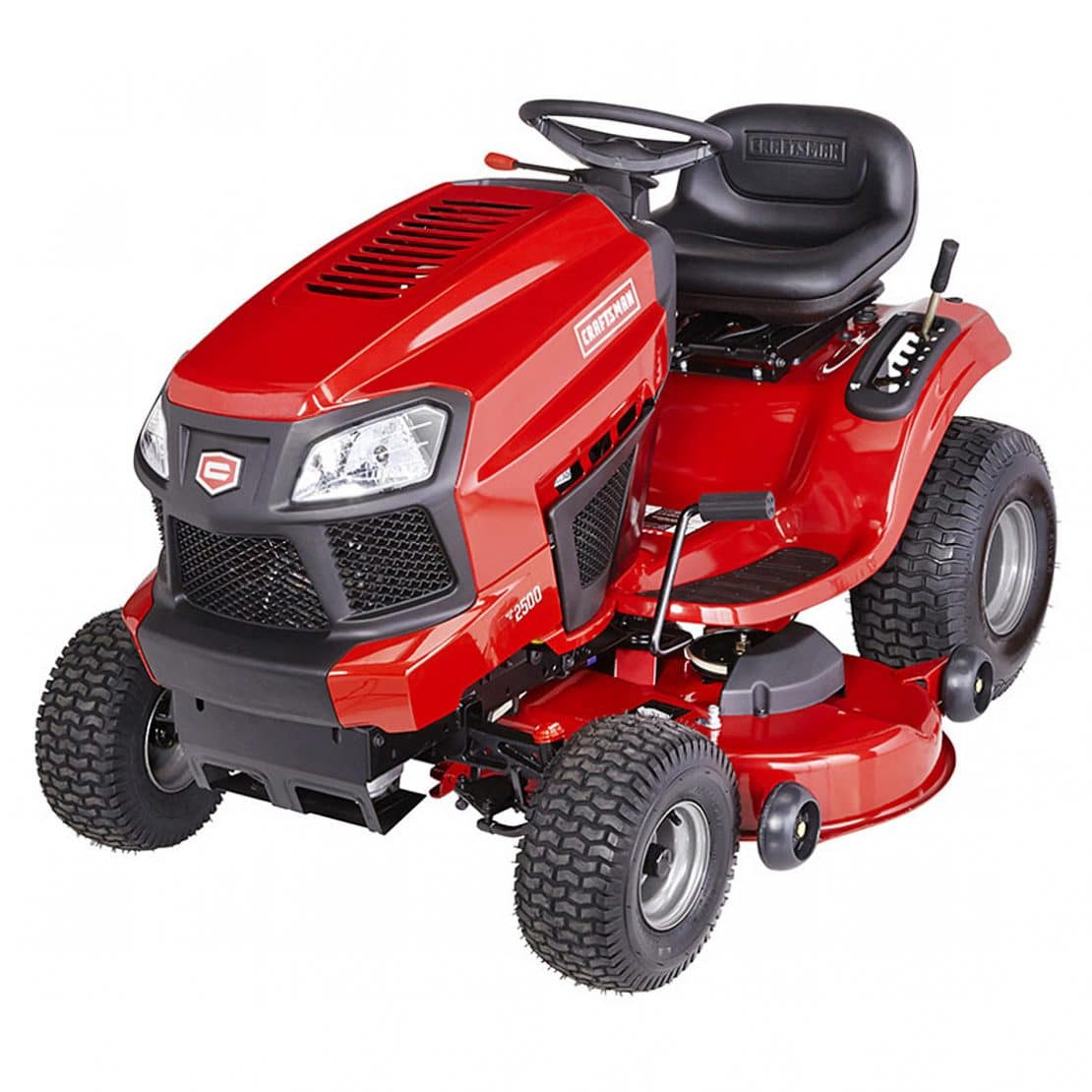 2016 Craftsman Yard Tractor Line-Up - One Now With Power