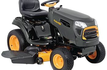 The 2016 Poulan Pro Lawn Tractors at Amazon are the best deal you can get for 2016. 5