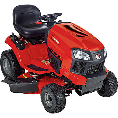 Riding Mowers, Lawn Tractors and Zero Turn Mowers for People With