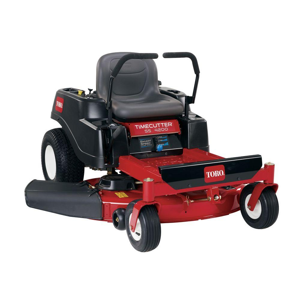 Best Zero Turn Mowers 2018 Economy Residential Models