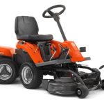 Going Green - 2019 Electric Riding Mowers 3