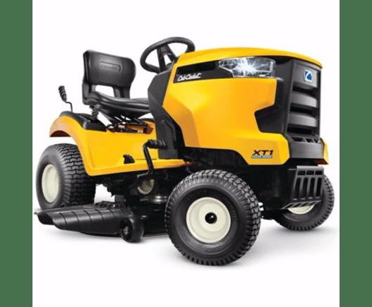 Cub Cadet Lawn Tractor Front Bumper : Cub cadet xt lawn garden tractor review