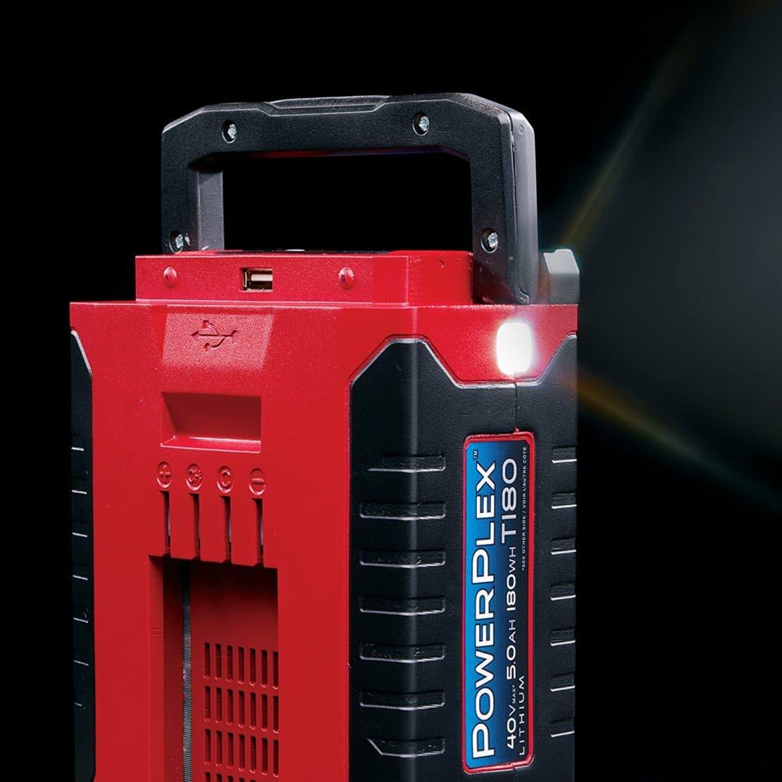 Toro S New Powerplex 40v Max Yard Tools