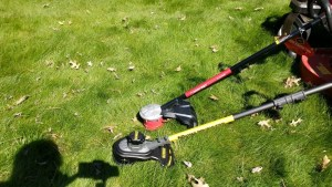 Brushless String Trimmer Shootout! DeWalt, Toro, Stihl, Troy-Bilt 11