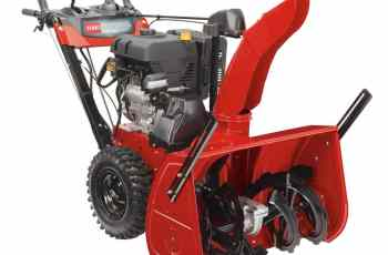 2018-2019 Snow Blowers A Review Of What's New! 2