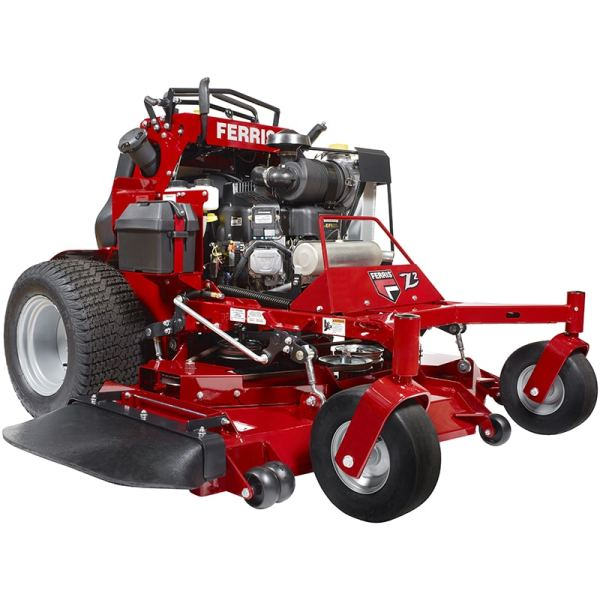 Ferris Mowers: SRS Stand-On Mower