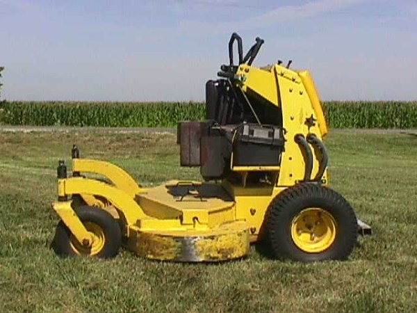 Stand-On Mowers - Is one right for you? 2