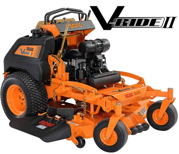 Scag Power Equipment: Scag V-Ride