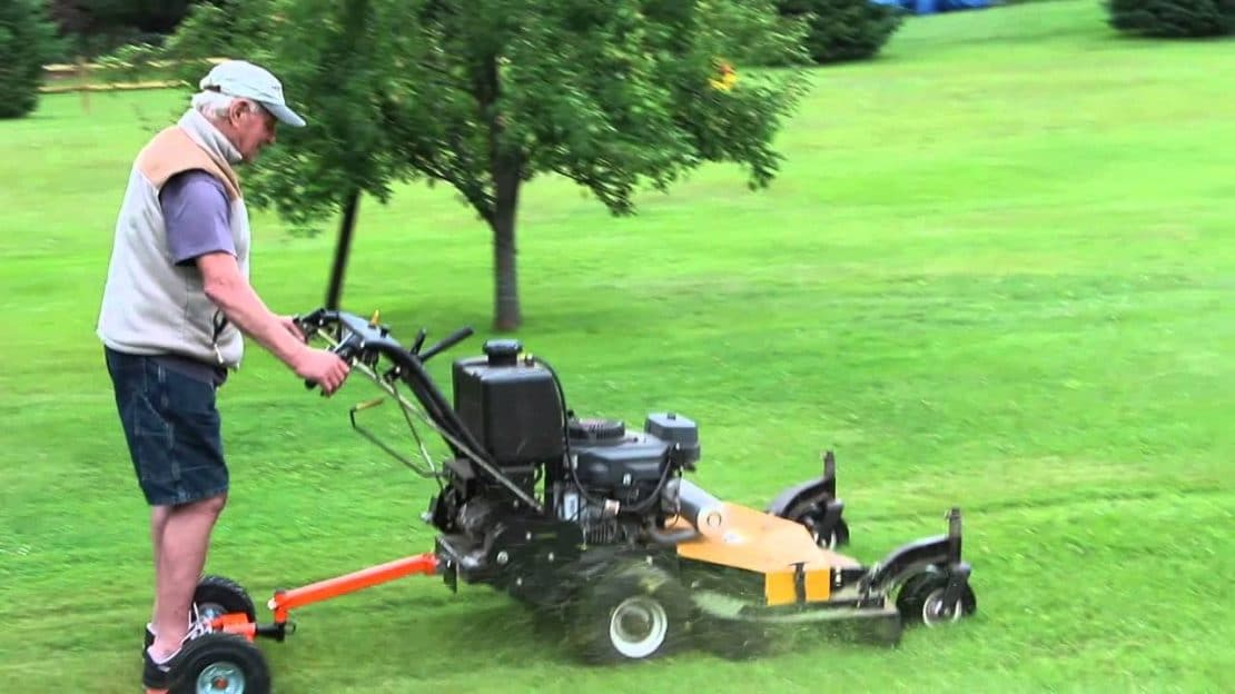 Stand On Mowers Is One Right For You Todaysmower Com