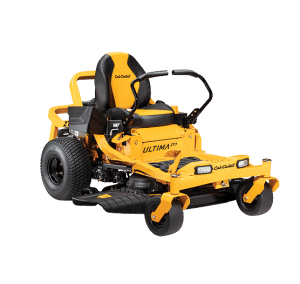 Cub Cadet Ultima zero turn mowers