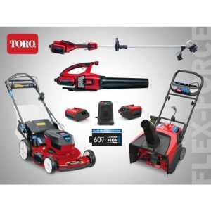 Toro 60V Flex-Force - The Toro Personal Pace Mower You Have Been Waiting For! 4