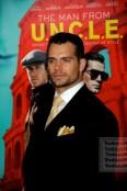 Premiere of ''The Man from U.N.C.L.E'' at Ziegfeld Theatre