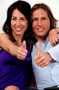 couple-thumbs-up-sign-6152538