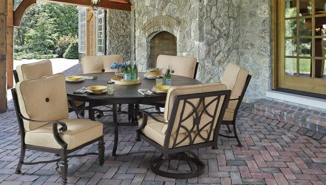 investing in high end patio furniture